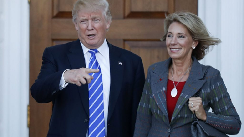 """Why I Have High Hopes For Betsy DeVos To Lead Trump's Education Department"" by Phillip Stutts, FOX NEWS"