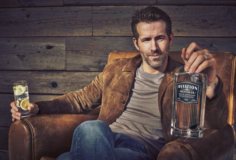 """A Lesson or Two From Ryan Reynolds & Aviation Gin"" by Phillip Stutts"