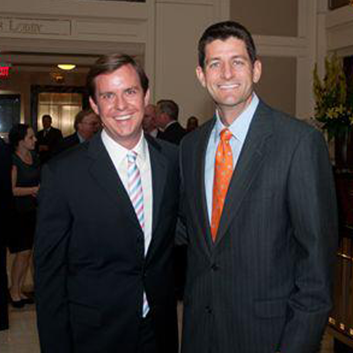 Stutts with Speaker of the House Paul Ryan