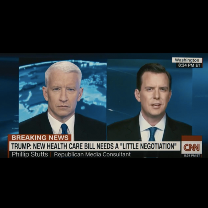 Stutts on CNN with Anderson Cooper