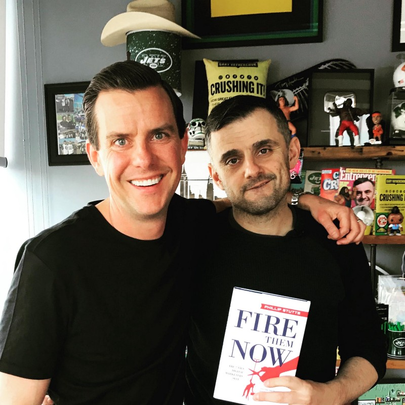 """What Gary Vaynerchuk Told Me"" by Phillip Stutts"