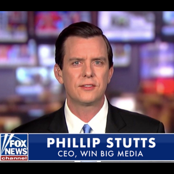 Stutts appearing on FOX & Friends