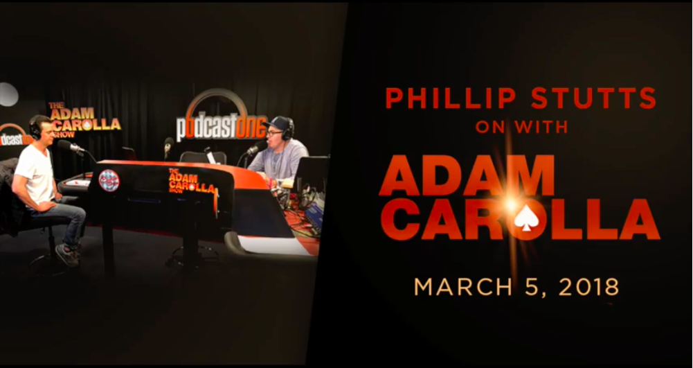 Phillip Talks Life, Health, and Business with Adam Carolla