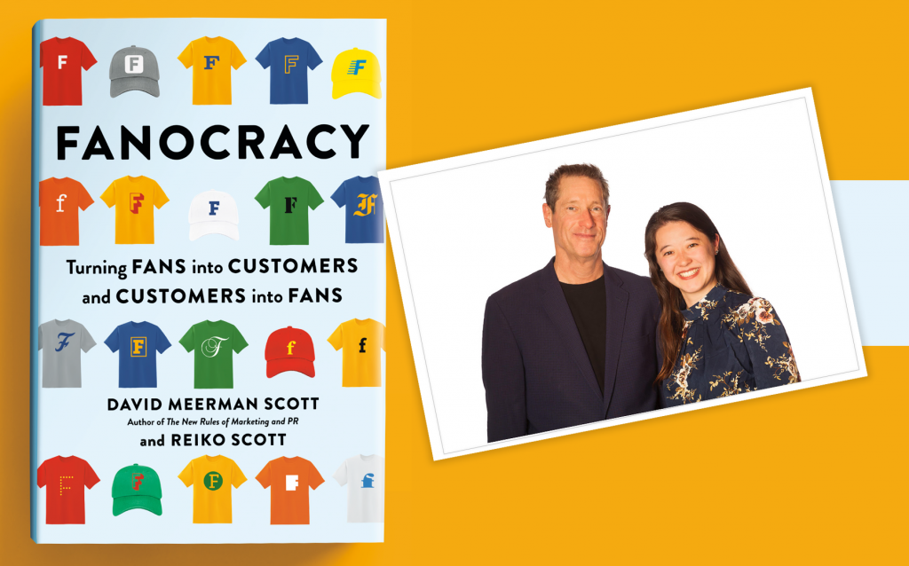 """Fanocracy — Turning Fans into Customers"" by Phillip Stutts"