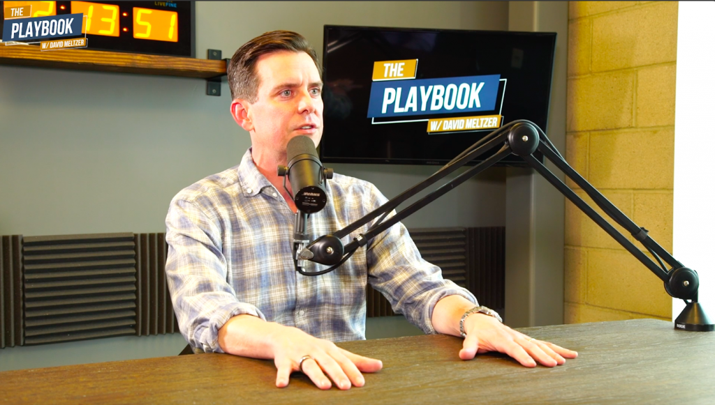Phillip Stutts on The Playbook with David Meltzer