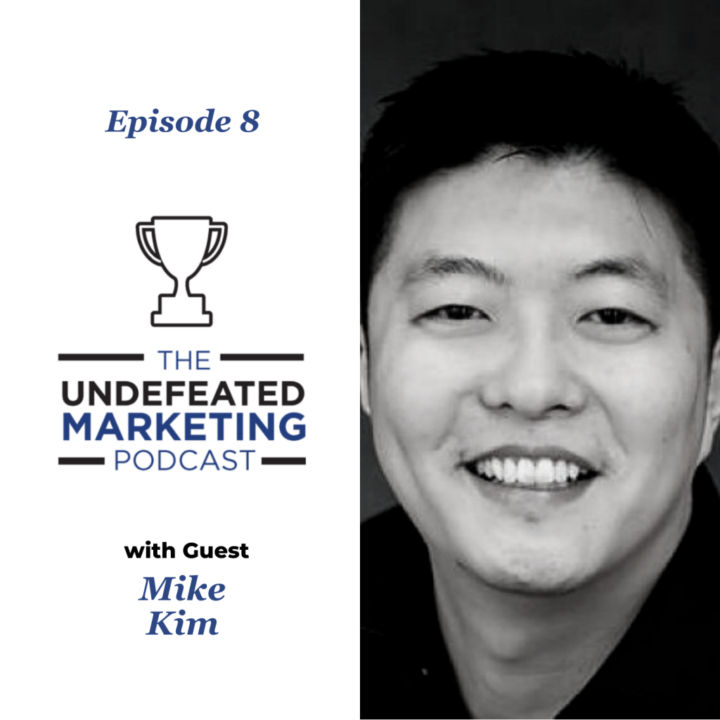 You Are The Brand – Storytelling Master Class with Mike Kim